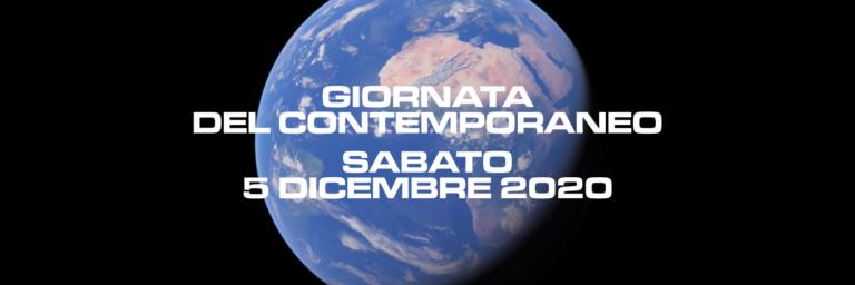 Cover Giornata del Contemporaneo 2020