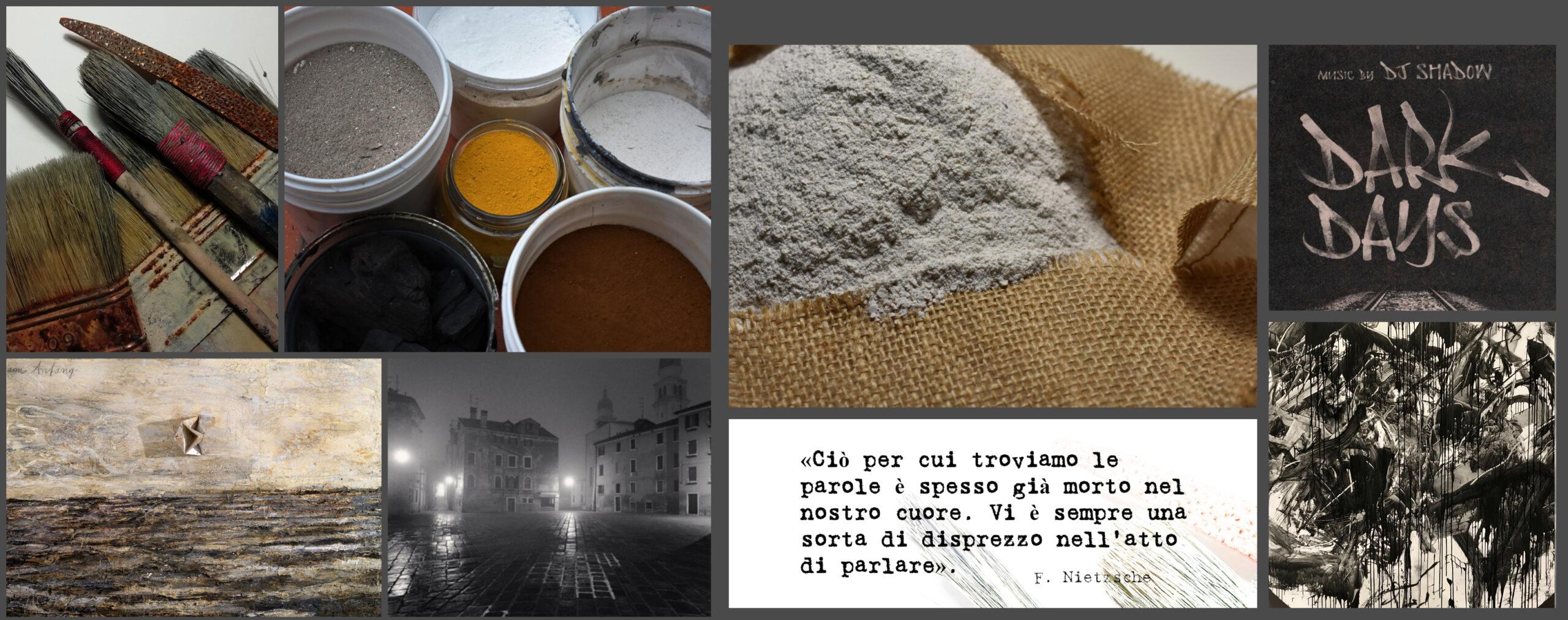 Moodboard Duccio Guarneri